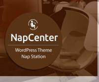 NapCenter - Nap Station WordPress Theme & Template