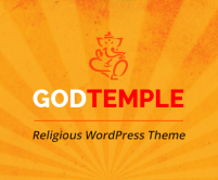 GodTemple - Religious WordPress Theme