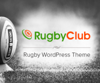 RugbyClub - Rugby WordPress Theme