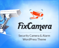 FixCamera - Security Camera And Alarm Installation WordPress Theme
