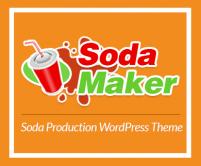 SodaMaker - Soda Production WordPress Theme