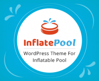 Inflate Pool - Inflatable Pool Construction WordPress Theme & Template