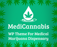 Medi Cannabis - Medical Marijuana Dispensary WordPress Theme