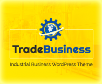 TradeBusiness - Industrial Manufacturing Business WordPress Theme