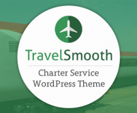 TravelSmooth - Charter Service WordPress Theme