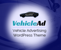 VehicleAd - Vehicle Advertising WordPress Theme