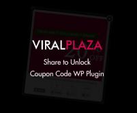 Viral Plaza - WordPress Coupon Plugin