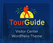 TourGuide - Visitor Center WordPress Theme