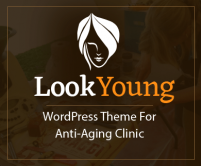 LookYoung - Anti-Aging Clinic WordPress Theme And Template