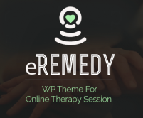 e Remedy - Online Therapy Session WordPress Theme & Template