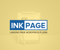 InkPage - Landing Page Builder WordPress Plugin