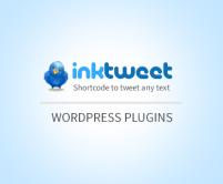 InkTweet - WordPress Twitter Plugin