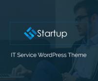 Startup - IT Service WordPress Theme
