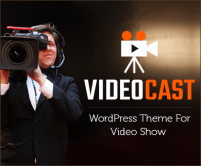 Video Cast - Video Show WordPress Theme & Template
